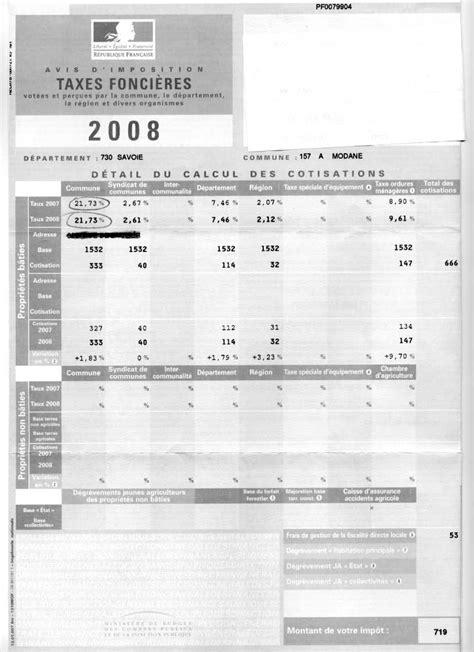 taxe bureau taxe sur maison principale 28 images taxe d habitation