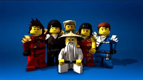 Cartoon Network Wallpaper Hd Lego Ninjago Ninjago Photo 31593067 Fanpop
