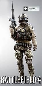 Battlefield 4 Mp Character Profiles Us Large Wm Assault
