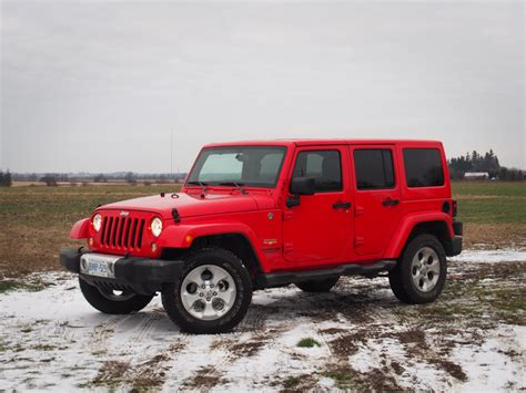 Review Jeep Wrangler Unlimited by Review 2015 Jeep Wrangler Unlimited Canadian