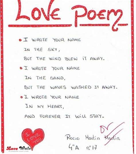 long distance love poems