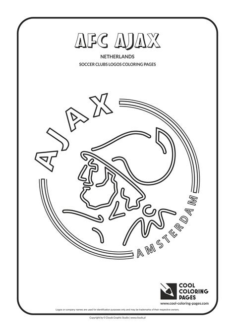 Soccer Coloring Pages Photo Cool Coloring Pages soccer Club Logos ...   670x474