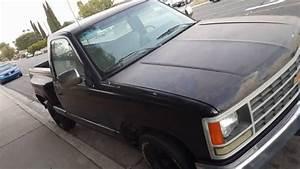 1990 Chevrolet C1500 Cheyenne Stepside Manual Transmission
