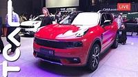 [直播] 2017上海車展   LYNK&CO 01 超潮SUV - TCAR - YouTube