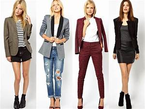 How to Wear Blazer for Different Occasions | Gorgeautiful.com