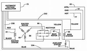 2wire Alternator Wiring Diagram Generator