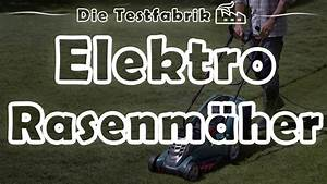 Rasenmäher Test Elektro : elektro rasenm her test top 3 elektro rasenm her im test youtube ~ A.2002-acura-tl-radio.info Haus und Dekorationen