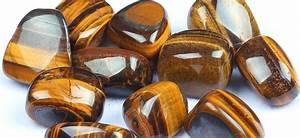 Golden Tiger Eye Healing Stones - Terrific Companions for ...