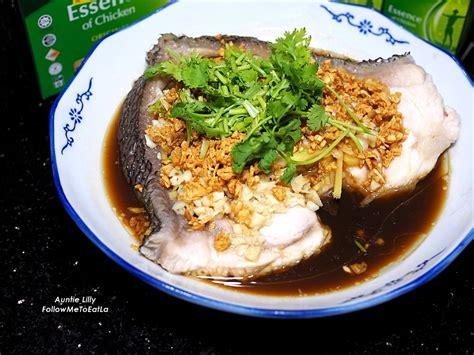 fillet grouper essence steam giant chicken fish recipe simple brand delicious