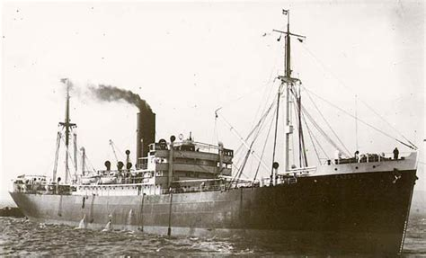 The Q Boat by Hms Crispin Boarding Vessel Ships Hit By