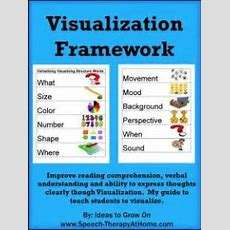 18 Best Visualize And Verbalize Images On Pinterest  Reading Strategies, Close Reading And
