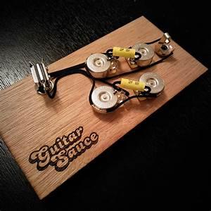 Premium Sg Guitar Wiring Kit