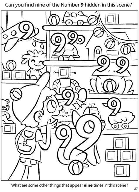 preschool dover de numeros coloridos az dibujos para colorear 652
