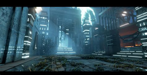 egyptians sci fi temple unreal engine forums
