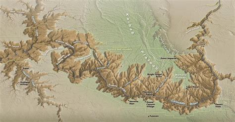 terrain maps natural color