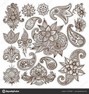 Henna Muster Schablone : henna vorlage ~ Frokenaadalensverden.com Haus und Dekorationen