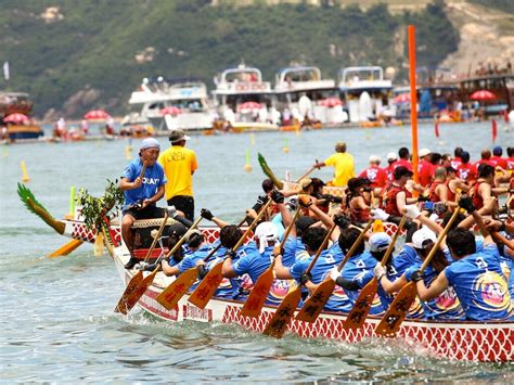 Dragon Boat Event Singapore by Dragon Boat Festival Harmony Truck