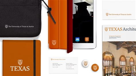 The University of Texas at Austin - Fonts In Use