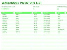 Warehouse Inventory Management Spreadsheet by Warehouse Inventory Excel Spreadsheet Sle