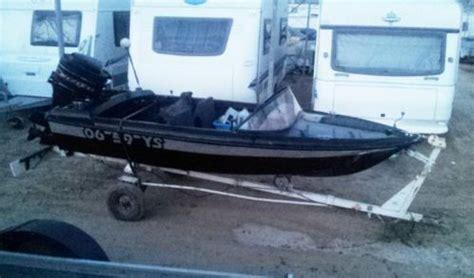 Speedboot Pk by Zwarte Speedboot 50pk Mercury Advertentie 489957