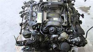 2006 Mercedes C230 Engine    Motor Long Block 2 5l