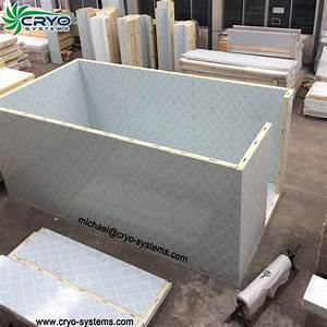 Cold room warehouse insulation sandwich floor panel price for Cold room floor insulation