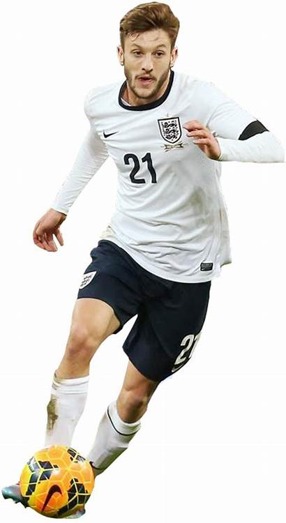 Player England Lallana Adam Football Transparent Background