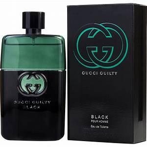 gucci guilty black pour homme edt fragrancenet
