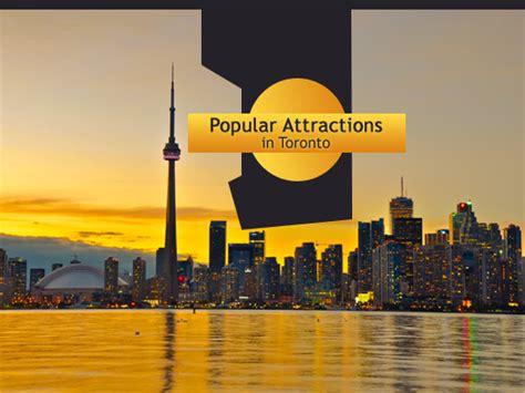 toronto attractions popular canada destination ontario