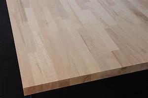Leimholzplatte Eiche 40mm : tischplatte massivholz kernbuche kgz fsc 40 x diverse l ngen x 1000 mm ~ Eleganceandgraceweddings.com Haus und Dekorationen