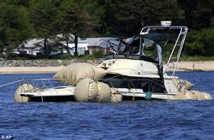 yacht that sank on fourth of july last year drowning 3