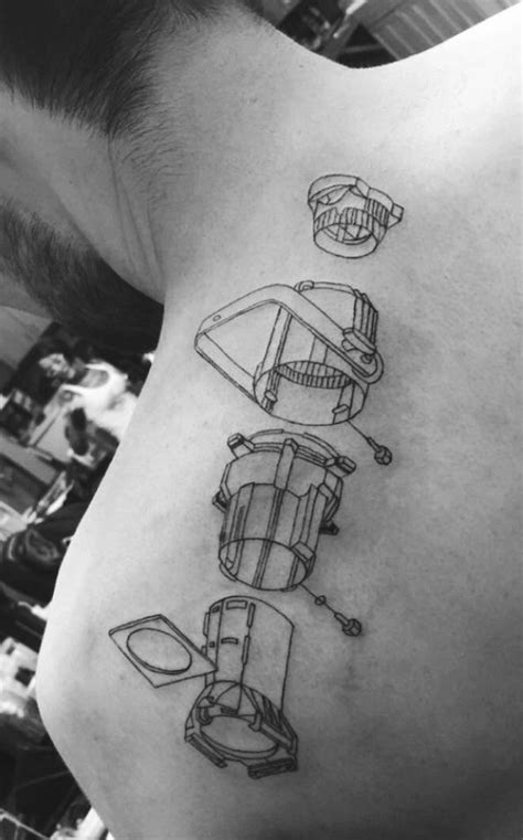 Pin by Danny Pichette on INK | Tech tattoo, Hipster tattoo