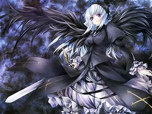 dark anime angels images dark angel wallpaper and ...