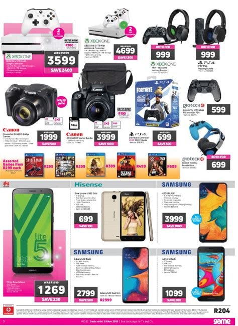 game black friday specials deals   million saving