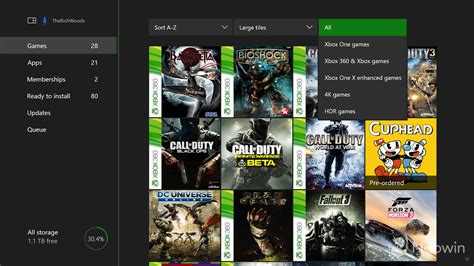 xbox one insider preview build 16262 is now available in the alpha ring here s what s new neowin