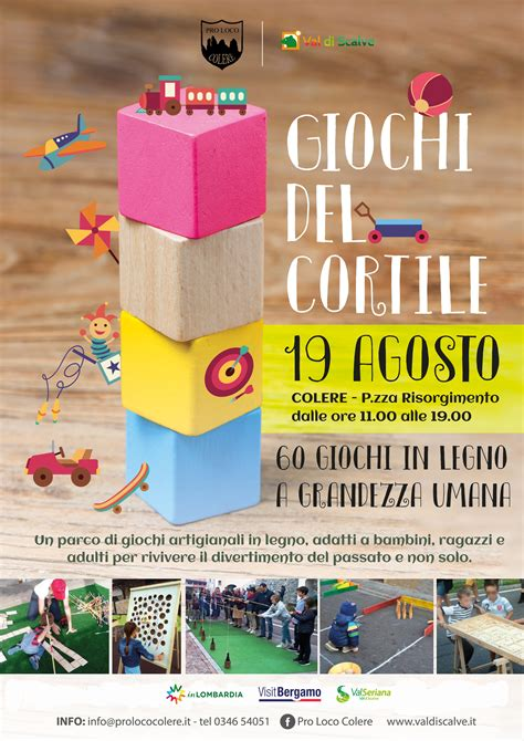 Giochi Da Cortile by Giochi Da Cortile Per Bambini Great Antenna Gv Della Casa