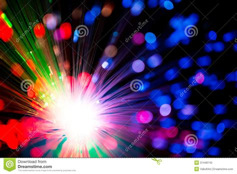201 clairage de fibre optique multicolore photos stock image 31448743