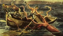 Name the kraken! What should we call the giant squid ...