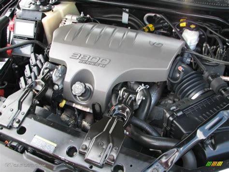 2003 Chevrolet Impala Standard Impala Model 3.8 Liter Ohv
