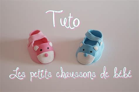 chaussure bebe pate a sucre