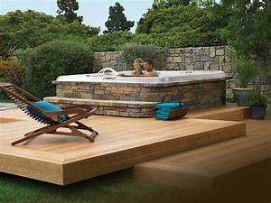 The Perfect Deck For Your Hot Springs Spa  U2013 Florida Spa