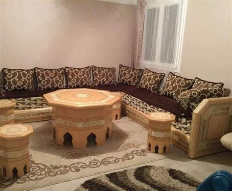 canapé casablanca cendriers de salon marocain traditionnels salon deco
