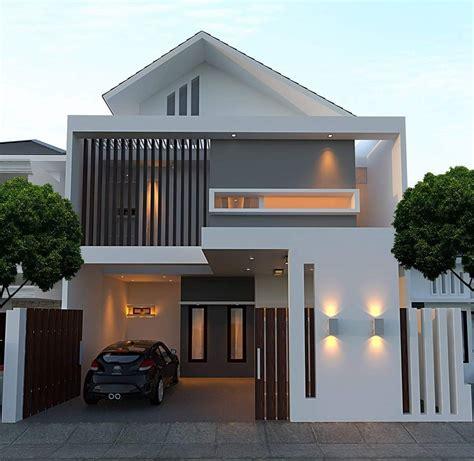 18 desain rumah minimalis type 36 dan 45 terbaru 2019