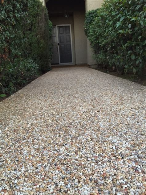 Pebble Tec Flooring Bakersfield by Pebble Stone Decking Carefree Stone 602 867 0867