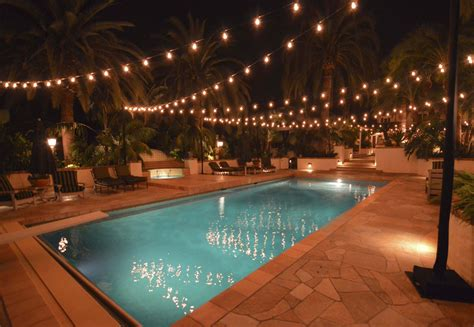 outdoor patio string lights get your string lights in shape with popular patio light