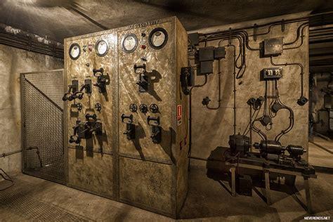 le bunker sous la gare de  neverends urbex