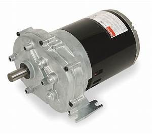 Dayton Parallel Shaft Ac Gearmotor