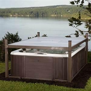 Abdeckung Whirlpool Jacuzzi : opticover ii automatische flachdach whirlpoolabdeckung ~ Sanjose-hotels-ca.com Haus und Dekorationen