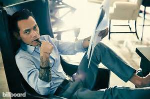 Billboard Cover: Marc Anthony on Magnus Media, Opposing ...