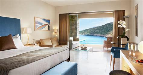 piscine dans la chambre chambres deluxe vue mer avec piscine privée daios cove